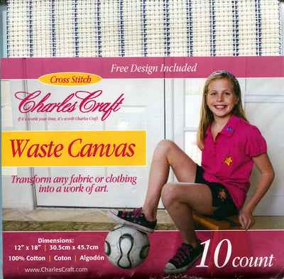 Waste Canvas 10 count