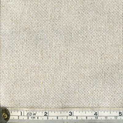 Floba 25 count -  Natural -  140cm  x 50cm