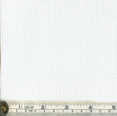 Aida 14 count aida Antique White by Zweigart - Offcuts