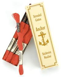 Anchor Stranded Cotton - stitchaphoto