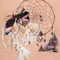 Earthdancer - a Butternut Road cross stitch pattern
