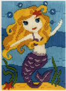Mermaid - A Beutron Longstitch kit