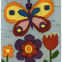 Butterfly - A Beutron Longstitch kit