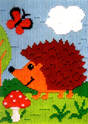 Hedgehog - A Beutron Longstitch kit