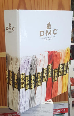 DMC Gold Concept Binder