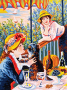 Luncheon of the Boating Party - Extract from Renoir - A Collection d'Art Tapestry Canvas