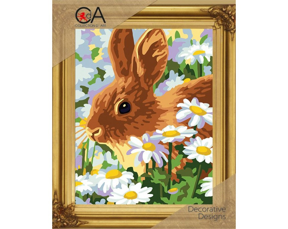 Rabbit - A Collection d'Art Needlepoint Tapestry Kit