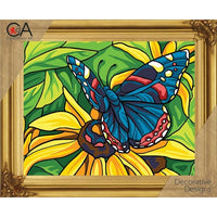 Butterfly - A Collection d'Art Needlepoint Tapestry Kit