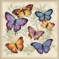 Butterfly Profusion - a Dimensions counted cross stitch kit