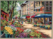 Paris Market - a Dimensions Gold Collection cross stitch kit