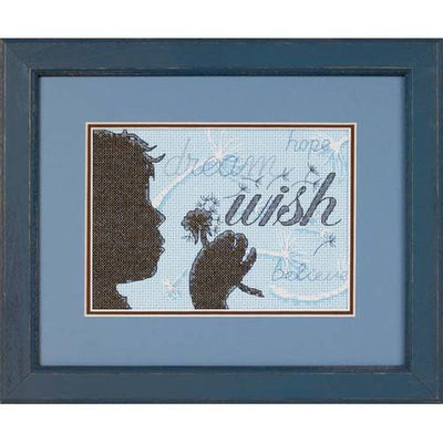 Wish - a Dimensions counted cross stitch kit