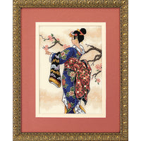 Mai - a Dimensions Gold Collection counted cross stitch kit