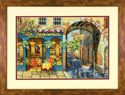 Charming Waterway - a Dimensions Gold Collection cross stitch kit