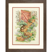 Garden Steps - a Dimensions counted cross stitch kit