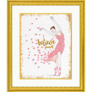Dream Dancer - a Dimensions counted cross stitch kit