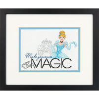 Make Your Own Magic - a Dimensions Princess cross stitch kit