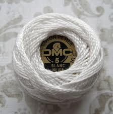 DMC Perle Cotton no.5