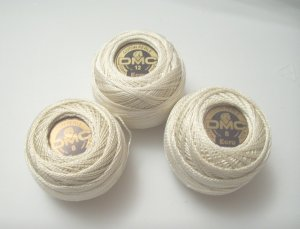 DMC Perle Cotton no.12