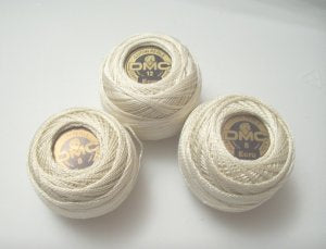 DMC Perle Cotton no.8
