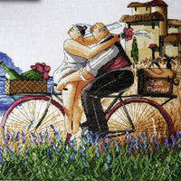 Just Married - a Design Works counted cross stitch kit