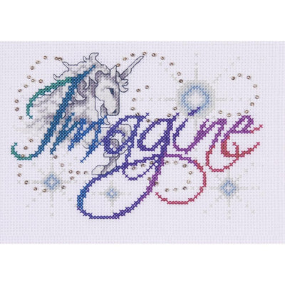 Imagine - a Design Works counted cross stitch kit