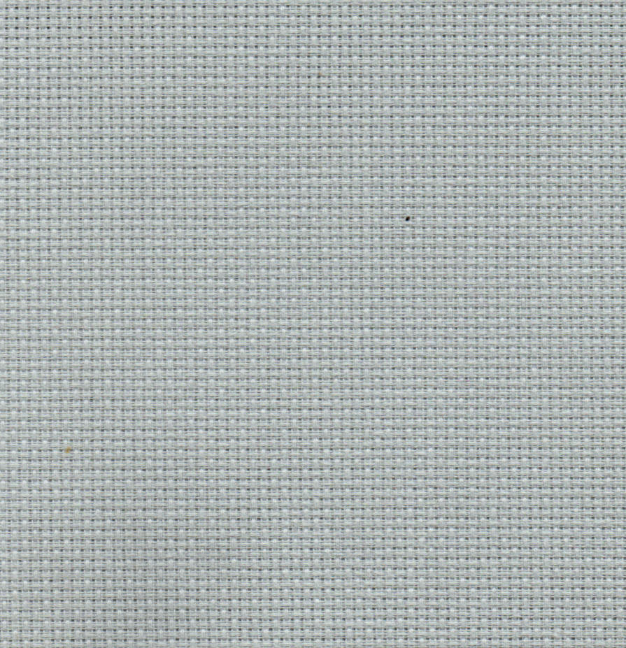 Aida 14 count by Danico -  55cm x 50cm - Dusty Grey
