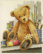 Thread Bear - a Country Threads cross stitch chart