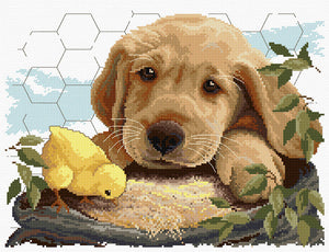 Feed Bag Buddies - Country Threads Cross Stitch Chart Booklet
