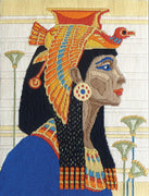 Cleopatra - A Country Threads Longstitch kit