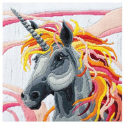 Unicorn - A Country Threads Longstitch kit