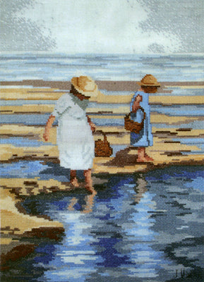 Is It Warm? - A Leutenegger cross stitch kit