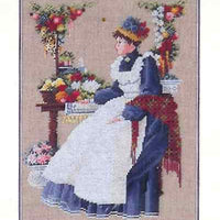 County Fair - a Lavender and Lace cross stitch pattern