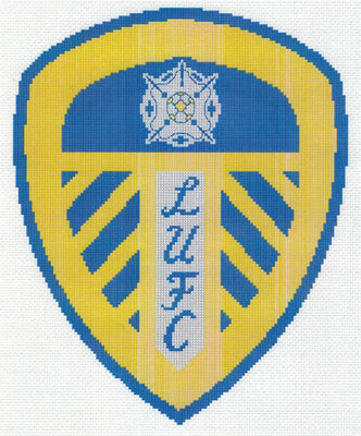 Leeds United FC Cross Stitch Design