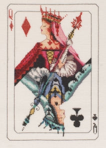 Royal Games II - a Mirabilia cross stitch chart