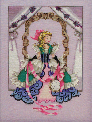 Alice - A Mirabilia cross stitch chart