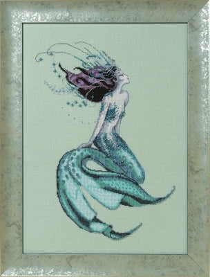 Lilith of Labrador - a Mirabilia cross stitch chart MD167
