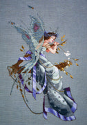 Midsummer Night's Fairy  - a Mirabilia cross stitch chart