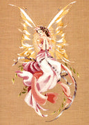 Titania Queen of the Fairies - a Mirabilia cross stitch chart