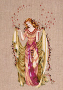 The Forest Goddess  - a Mirabilia cross stitch chart