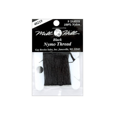 Nymo Beading Thread - Mill Hill - Black