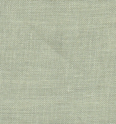Linen 32 count by Permin - Water Lily - 70cm x 50cm