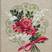 Bouquet of Love- A RIOLIS cross stitch Kit