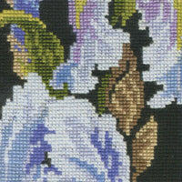 Poppy Bell Pull - A RIOLIS cross stitch Kit