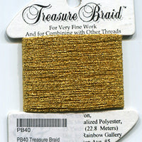 PB40 Rainbow Petite Treasure Braid
