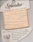 S1083 Rainbow Gallery Splendor Silk Thread