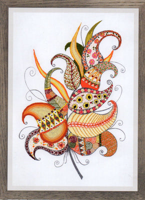 Magic Feather - A RIOLIS embroidery Kit