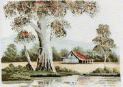 Bankside - A Ross Originals cross stitch chart