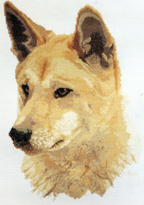 Dingo - A Ross Originals cross stitch chart