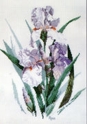 Iris - A Ross Originals cross stitch chart