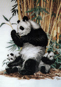 Pandas - A Ross Originals cross stitch chart